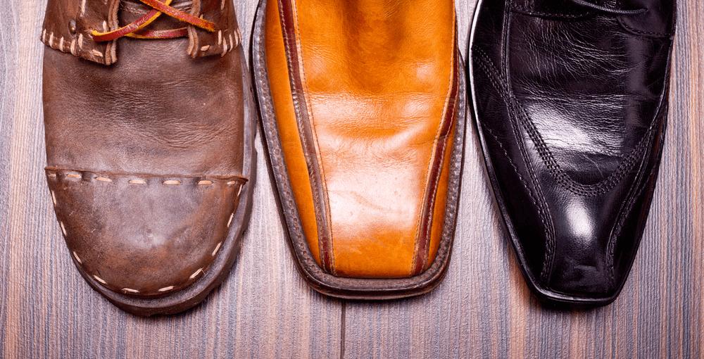 type of men shoes