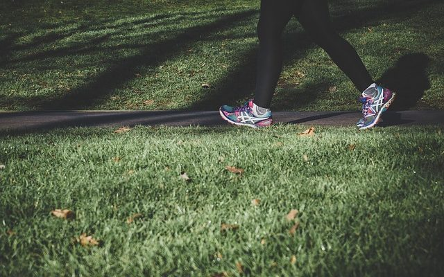 Can You Wear Running Shoes for Walking
