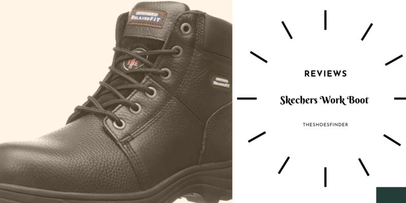 Skechers work boot reviews