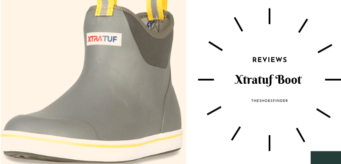 xtratuf boot reviews