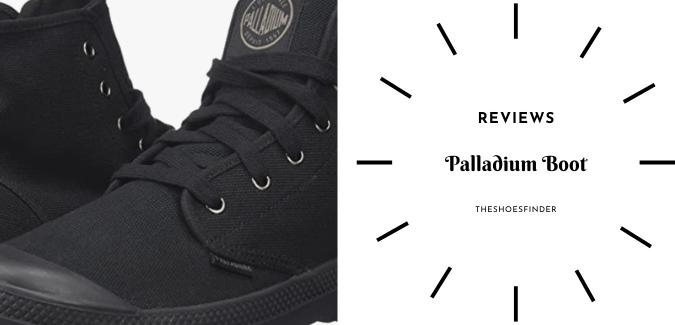 Palladium boot review